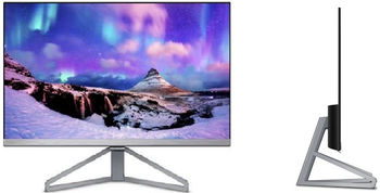 "купить 23.8"" Philips ""245C7QJSB"", G.Black (IPS, 1920x1080, 5ms, 250cd, LED20M:1, HDMI + DP + D-Sub) (23.8"" IPS W-LED, 1920x1080 Full-HD, 0.274mm, 5ms GtG, 250 cd/m², DCR 20 Mln:1 (1000:1), 16.7 M, 178°/178° @C/R>10, 30-83 kHz(H)/56-75 Hz(V), HDMI+ DisplayPort 1.2 + Analog D-Sub, HDMI/DP Audio-In, Headphone-Out, External Power Adapter, Fixed Stand (Tilt -5/+20°), Flicker-free technology, Ultra Wide-Color, Ultra Narrow Bezel, UltraSlim for a stylish look,   Black/Gray-Glossy,  Contain of the box: • Monitor with stand; • D-Sub cable, HDMI cable, Power cable; • User Documentation ) в Кишинёве"