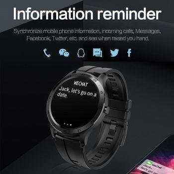 cumpără Smart Watch S20 (Hs6620D), Black în Chișinău