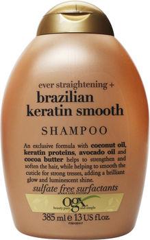 cumpără OGX șampon indreptare Keratina Braziliana, 385 ml în Chișinău