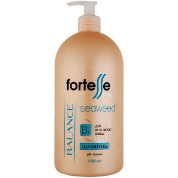 Шампунь для всех типов волос, ACME Fortesse PRO, 1000 мл., BALANCE - рН баланс