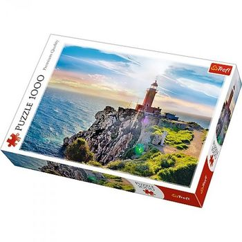 """Пазлы """"1000"""" -""""The Melagavi lighthouse"""", 40129"""