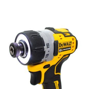 купить Шуруповёрт импульсный  DEWALT DCF601D2 в Кишинёве