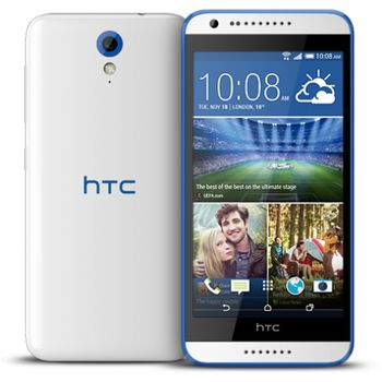 HTC Desire 620G Dual White Grey