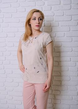 купить Блузка Simona ID 9669 в Кишинёве