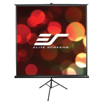 "Elite Screens 120""(4:3) 182,9x243,8cm Tripod Series Pull Up, Black"