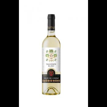 """cumpără Vinuri de Comrat Folclor """"Sauvignon Blanc""""  sec alb,  0.75 L în Chișinău"""