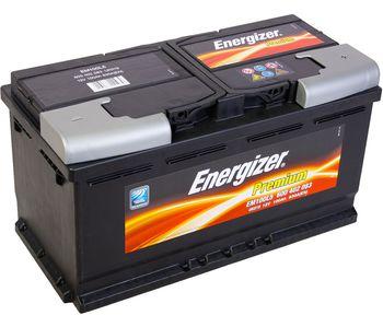 купить Energizer Premium 100Ah 830A в Кишинёве