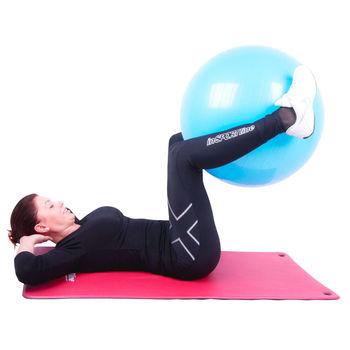 купить Мяч гимнастический 65 см с насосом inSPORTline 3910 (2997) violet в Кишинёве