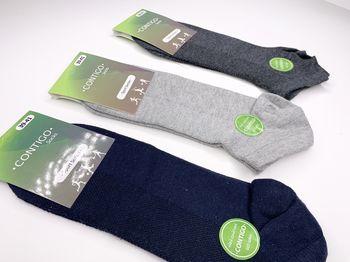 купить Contigo короткие носки с сеткой без шва в Кишинёве
