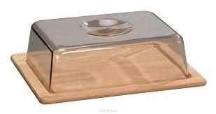купить Сырница 25х20см бамбук\пластик 58643 в Кишинёве