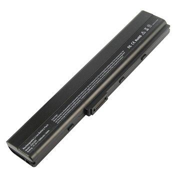 Battery Asus K52 K42 X52 X42 A42 A52 A32-K52 A42-K52 A41-K52 A31-K52 11.1V 5200mAh Black OEM