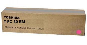 Toner Toshiba T-FC30EM Magenta, (xxxg/appr. 28 000 pages 10%)  for e-STUDIO 2051C/2551C/2050C/2550C