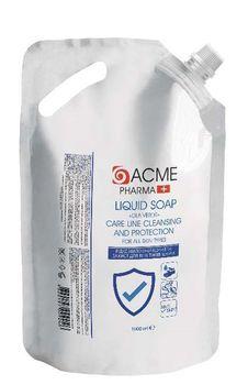 Sapun lichid pentru maini, ACME Pharma Ola Verde, 1000 ml.