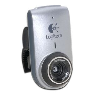 WebCamera Logitech Deluxe for Notebooks