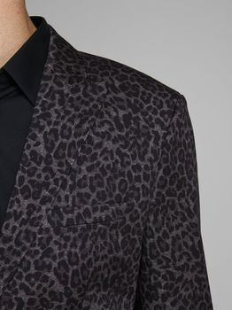 Пиджак JACK&JONES Принт леопард jack & jones 12161345