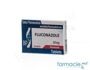 купить Fluconazol comp. 50 mg N20 (Balkan) в Кишинёве