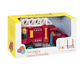 купить Battat Пожарная машина с 2 фигурками в Кишинёве