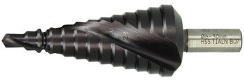 купить Ступенчатое сверло HSS TiAlN d6-30 mm в Кишинёве