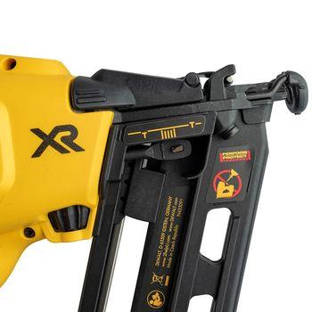 купить Пистолет гвоздезабивной аккумуляторный DeWALT DCN660D2 в Кишинёве