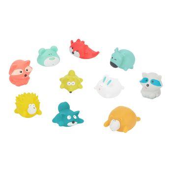 купить Игрушки для ванны Badabulle (10 шт) в Кишинёве