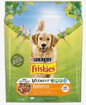 купить Friskies Balance курица c овощами 2.4кг в Кишинёве