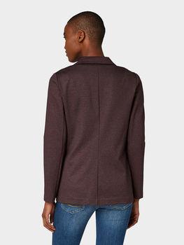 Пиджак Tom Tailor Темно бордо tom tailor 1013494