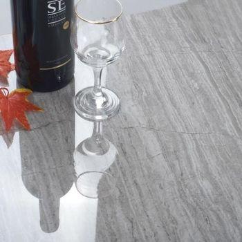 купить Мрамор Афина Серый Дерево Полированный 61 x 30,5 x 1 см в Кишинёве