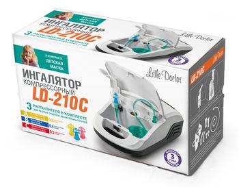 купить Little Doctor Ингалятор LD 212C в Кишинёве