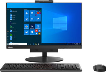 "23.8"" Lenovo ThinkCentre TIO24-Gen3, Black"