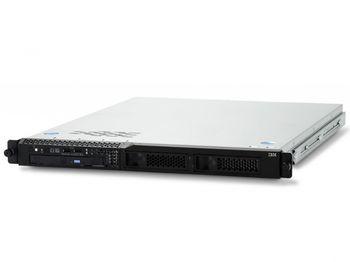 IBM System x 3250 M4 Server: Intel Xeon E3-1240 (3.3GHz 8MB), 16GB DD3 ECC UDIMM, 2 x 300GB HS SAS 10K, ServeRAID BR10il v2, Multiburner, 1 x 460W HS, warranty 3 years
