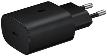 купить Зарядное устройство сетевое Samsung EP-TA800 25W Travel Adapter, Black в Кишинёве