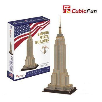 купить CubicFun пазл 3D Empire State Building в Кишинёве