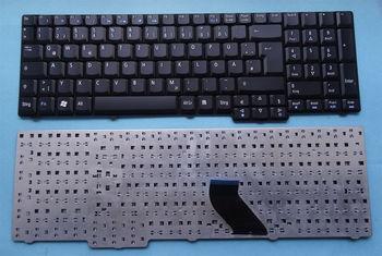 Keyboard eMachines E528 E728 Extensa 5235 5635 7220 7620 Aspire 6930 6530 9300 5735 5535 5235 5335 7000 7100 7110 7220 7520 7720 8530 8730 8735 8920 8930 9400 9410 9420 9920 Travelmate 7510 EN Black