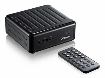 "купить Mini PC ASrock BEEBOX J3160/B/BB (Celeron J3160, 2xSO-DIMM DDR3, 1x mSATA, 1x2.5"" SATA), Black в Кишинёве"