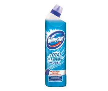 купить Чистящее и дезинфицирующее средство Domestos Total Hygiene WC Gel Ocean Fresh, 700 мл в Кишинёве