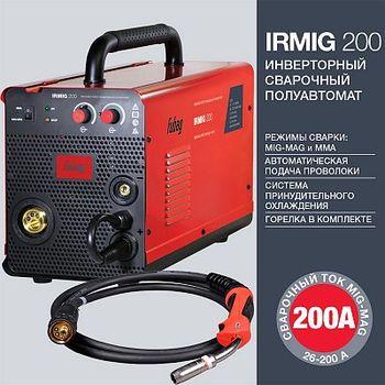 Сварочный полуавтомат IRMIG 200