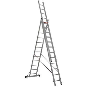 cumpără Scară cu trei tronsoane TS205 3x11 mm în Chișinău