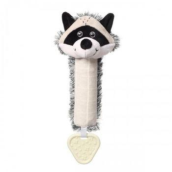 купить BabyOno игрушка пищалка Енот Rocky в Кишинёве