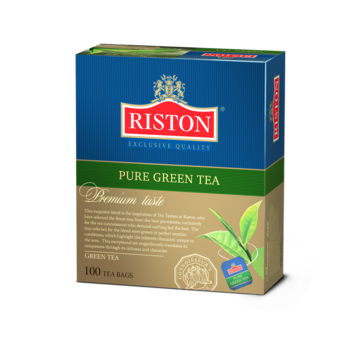 Riston Pure Green Tea 100п