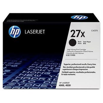 HP Black LaserJet 4000N&4050N Toner Cartridge C4127A