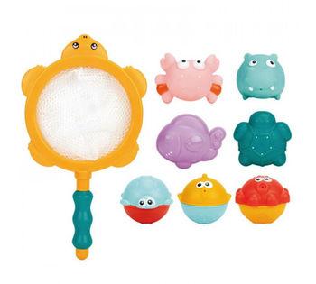 купить Набор игрушек для ванны Bayo Сачок в Кишинёве