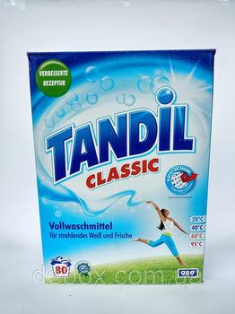 купить Стиральный порошок Tandil  Classic 80 стирок 5,2 кг в Кишинёве