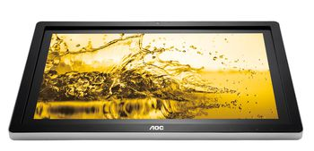 "23.6"" AOC Touch IPS LED Smart AiO a2472Pw4t (5ms, 50M:1, 250cd, 1920x1080, Android Based, Webcam, Bluetooth, HDMI, Speaker, VESA)"