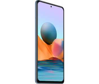купить Xiaomi Redmi Note 10 Pro 6/128Gb Duos, Glacier Blue в Кишинёве