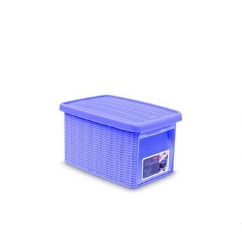 купить Коробка Elegance с боковой дверцей S 190x290x160 мм, фиолетовый в Кишинёве