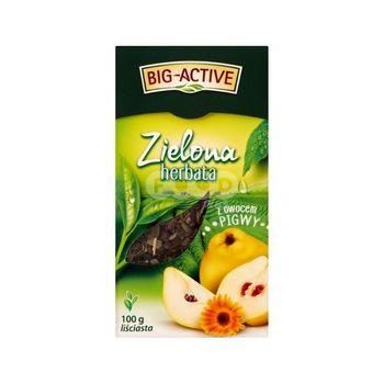 купить Чай зеленый Big Active with Orange, 100 гр в Кишинёве