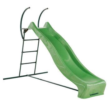 Горка с лестницей HDPE-1200