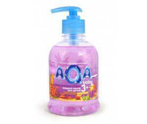 купить AQA baby Жидкое мыло для детей Тайна морских глубин 300 мл в Кишинёве