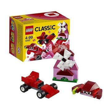 """LEGO Classic """" Set roșu pentru creativitate """", 10707"""