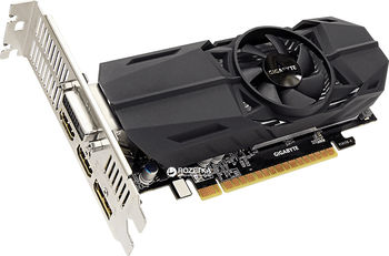 "cumpără ""VGA Gigabyte GTX1050Ti 4GB GDDR5 OC Low Profile //  GeForce® GTX 1050 Ti, 4GB GDDR5, 128 bit, Engine 1328/1442MHz (OC Mode), Memory 7008MHz, Active Cooling, DVI-D *1, HDMI-2.0b *2, Display Port-1.4 *1,  Low profile bracket included"" în Chișinău"